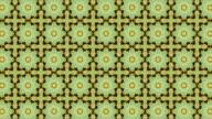 Natur Kaleidoskop Tapete Muster