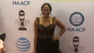 Naturi Naughton at 48th NAACP Image Awards at Pasadena Civic Auditorium on February 11 2017 in Pasadena California