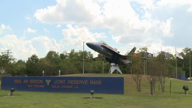 Naval Air Station Joint Reserve Base in Belle Chasse The Naval Air Rescue Marine Corps Reserve Coast Guard Air Station Army Reserve and Air National...