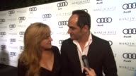 Navid Negahban on the event at the Audi And Martin Katz Celebrate The 2012 Golden Globe Awards in West Hollywood CA