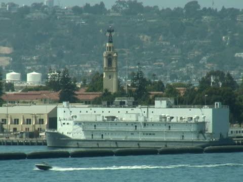 Navy Hospital Schiff gehen, ziehen