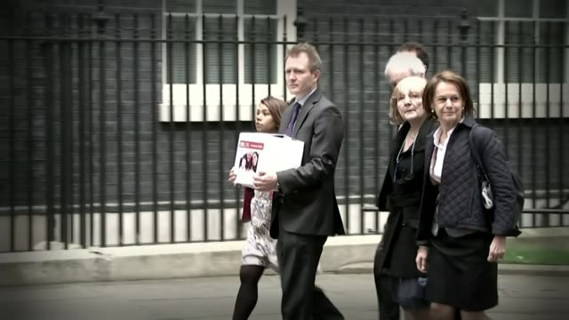 Nazain ZaghariRatcliffe has jail term extended by 16 years T19051617 / FILM of Richard Ratcliffe and others delivering petition to Number 10