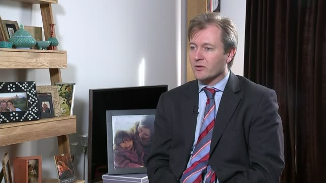 Boris Johnson apologises and raises possibility of diplomatic protection INT Richard Ratcliffe interview SOT [important for me and Nazanin that] all...