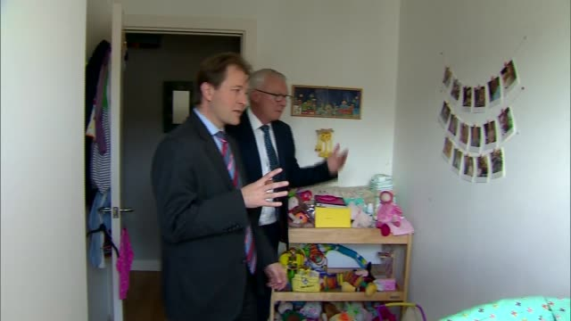 Boris Johnson apologises and raises possibility of diplomatic protection ENGLAND London West Hampstead Richard Ratcliffe into Gabriella's room with...