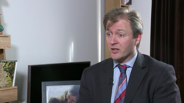 Boris Johnson apologises and raises possibility of diplomatic protection Richard Ratcliffe interview SOT CUTAWAY reporter