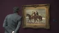 A Nazi looted painting that was hidden for decades is being auctioned by Sotheby's Wednesday in a rare sale as investigators work painstakingly to...