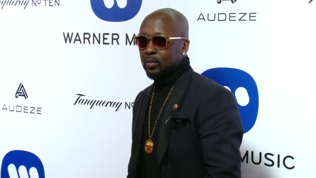 O'Neal McKnight at Warner Music Group Grammy After Party 2016 in Los Angeles CA