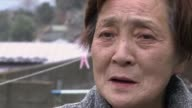 Nearly half a million people in northeast Japan are still living in shelters Kawaishi Iwate Japan