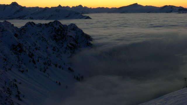 Nebelhorn Alps
