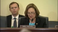 Nebraska Senator Deb Fischer opens a Senate subcommittee hearing to review the state of automated vehicle safety says 'tremendous opportunities'...