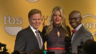 Ned Vaughn Busy Phillips Taye Diggs at the 19th Annual Screen Actors Guild Award Nominations Ned Vaughn Busy Phillips Taye Diggs at the 19th at...
