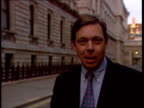 Negotiations ITN ENGLAND London Foreign Office GloverJames i/c sign off