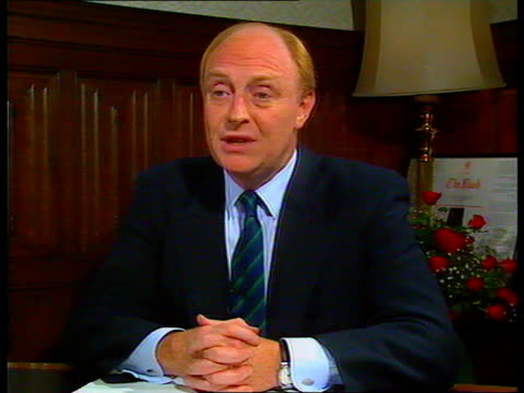 London Westminster Neil Kinnock replies to question that Labour has spent last year throwing out new policies without replacing them with anything...