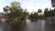 Neighborhoods in the southwest Florida city of Bonita Springs remain flooded after monster storm Irma hit the US state and left 62 million without...