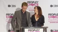 Neil Patrick Harris and Alyson Hannigan announcing the People's Choice nominees at the 2006 People's Choice Awards Nominations at the Peninsula Hotel...