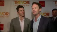 INTERVIEW – Neil Patrick Harris and David Burtka Neil Patrick feels great that Tony pressure is over and it is nice to do a show just for a show...