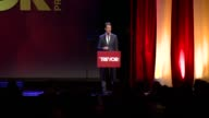 SPEECH Neil Patrick Harris speaks about a Trevor Hero award that is given to individual that empowers youth and increases understanding of mental...