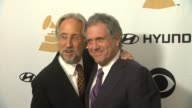 Neil Portnow and Leslie Moonves