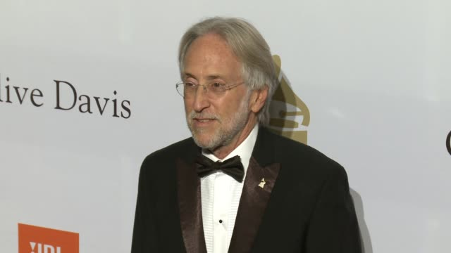 Neil Portnow at the 2017 PreGrammy Gala Honoring Debra L Lee With Grammy Salute To Industry Icons Award at The Beverly Hilton Hotel on February 11...