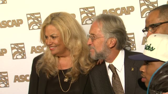 Neil Portnow at the 24th ASCAP Rhythm Soul Music Awards Honoring Sean 'Diddy' Combs And Mary Mary at Beverly Hills CA