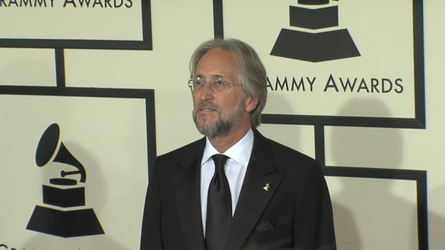 Neil Portnow at the 50th Annual GRAMMY Awards at Los Angeles California