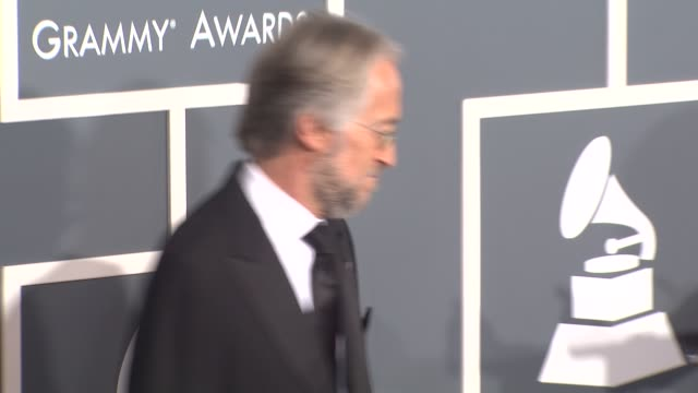 Neil Portnow at the 53rd GRAMMY Awards Arrivals Part 3 at Los Angeles CA