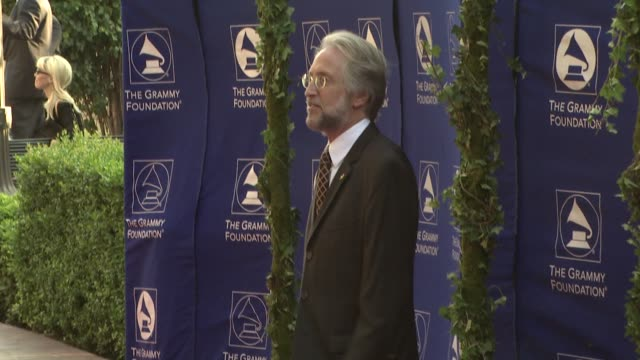 Neil Portnow at the Grammy Foundation's Starry Night Benefit at Los Angeles CA