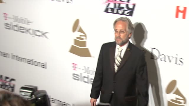 Neil Portnow at the PreGRAMMY Gala Salute to Industry Icons with Clive Davis at Los Angeles CA