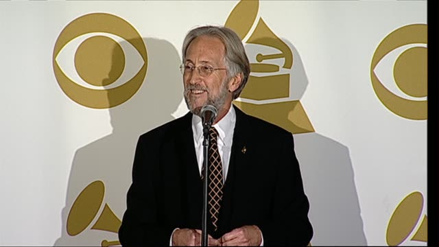 Neil Portnow on 'GRAMMY moments' on musical collaborations and reunions on working with LL Cool J on the category changes on if Adele will perform at...