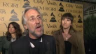 Neil Portnow on tonight's event on glamour and music and on what he's looking forward to Grammy night at GRAMMY Glam Presented By CoverGirl Olay And...