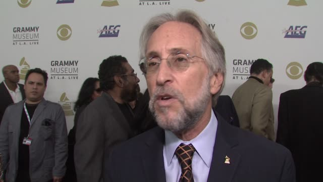 Neil Portnow on why they chose this format for the nominations this year how the people performing are not necessarily going to be nominated and how...