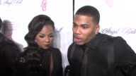 Nelly on why he wanted to be at the event at Angel Ball 2012 Benefiting Gabrielle's Angel Foundation for Cancer Research in New York NY on 10/22/12