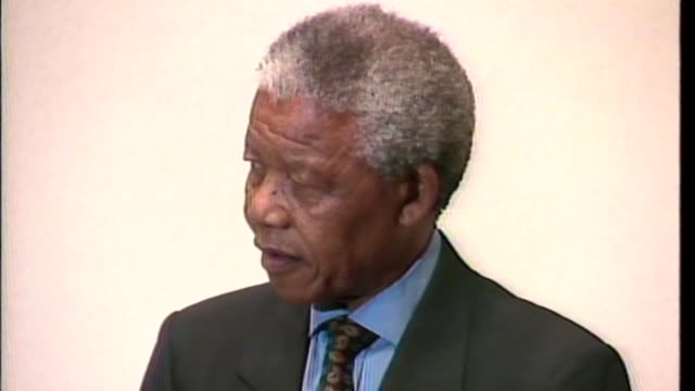 Nelson Mandela made a trip to Chicago to raise money for the first multiracial South African election Nelson Mandela Visits Chicago To Raise Money...