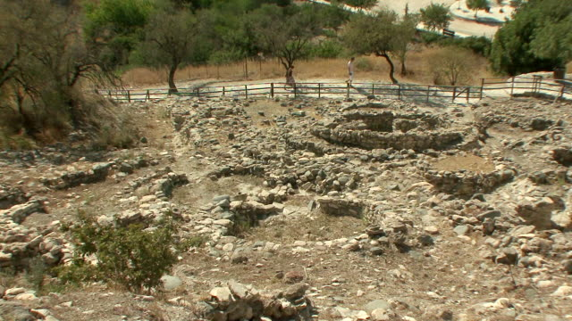 MS PAN Neolithic archeological site, UNESCO World Heritage Site / Choirokoitia, Cyprus