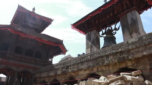 Nepal reopens its temple filled Durbar Squares to the public despite warnings over safety seeking to woo back tourists after a deadly earthquake that...