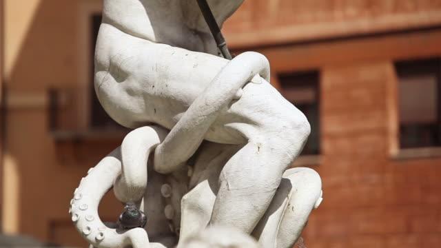 Statua di Nettuno capolavoro di Roma