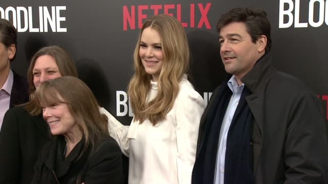 CLEAN Netflix Original Series 'Bloodline'' New York City Premiere at SVA Theater on March 03 2015 in New York City