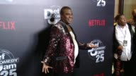 CLEAN Netflix Presents 'Def Comedy Jam' 25 Anniversary Special Arrivals at The Beverly Hilton Hotel on September 10 2017 in Beverly Hills California