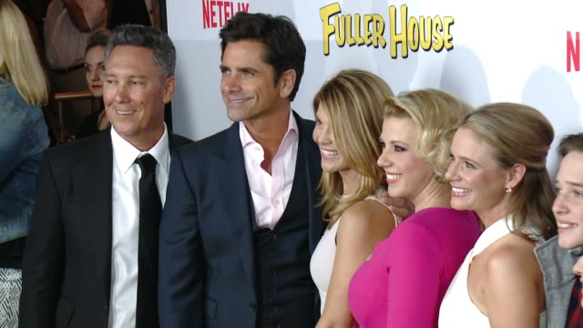 CLEAN Netflix's 'Fuller House' Premiere at Pacific Theaters at the Grove on February 16 2016 in Los Angeles California