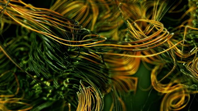neural spline  (Loopable)