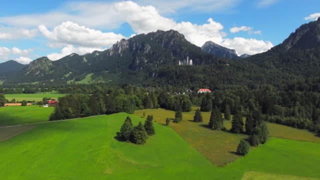 Schloss Neuschwanstein und Umgebung