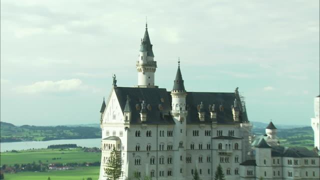MS ZO WS Neuschwanstein Castle, Bavaria, Germany