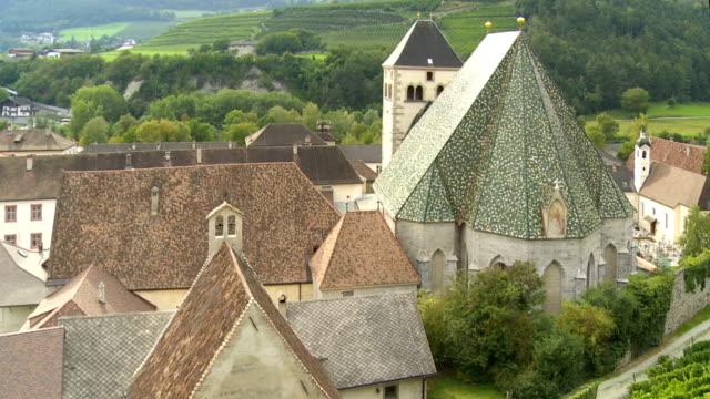 Neustift Monastery in South Tyrol PAN