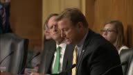 Nevada Senator Dean Heller says at a hearing of the Senate Finance Committee on the healthcare bill cosponsored by Louisiana Senator Bill Cassidy...