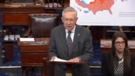 Nevada Senator Harry Reid says during a Monday afternoon session that Senate Republicans did nothing in response to an administration request for...