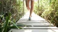 Never Ending Footsteps