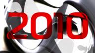 New 2010 year, HD, Loop/Cycle