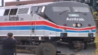 WGN A new Amtrak train that travels between Chicago and St Louis can now hit 111 mph over a 15 mile stretch on October 19 2012 in Chicago Illinois
