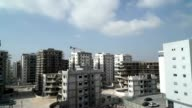 New apartment construction in the Jezreel valley