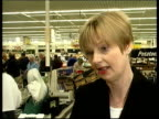 New bans ITN Christine Watts interview SOT We are responding to concerns of our customers